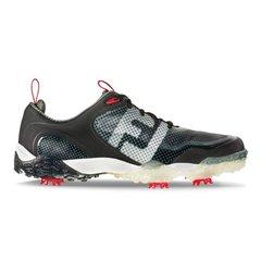 FootJoy Freestyle Mens Golf Shoes - Black White Light Gray - #57333