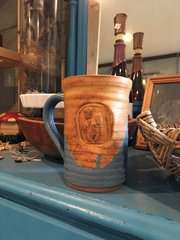 Morel/Psilocybe Mushroom Tea/Coffee Mug