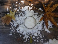 Soy Wax - 1lb - PICKUP AT FARM ONLY, THIS PRODUCT DOES NOT SHIP