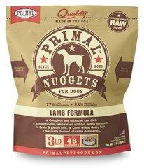 Primal Frozen Raw Lamb - Canine
