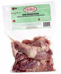 Primal Frozen Raw Chicken Necks