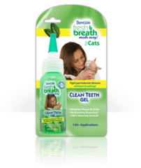 Tropiclean Clean Teeth Gel for Cats