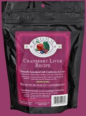 Fromm Dog Treats - Low Fat Cranberry Liver