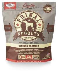 Primal Frozen Raw Venison - Canine