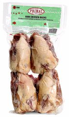 Primal Frozen Raw Chicken Backs