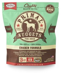 Primal Frozen Raw Chicken - Canine