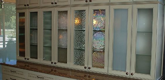 missisauga kichen cabinet glass styles | Cabinet Glass | Hodges Window and Glass.com