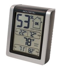 Temp/humid monitor(Acurite)
