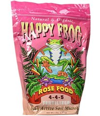 Happy Frog rose food 4-4-5 4lb