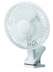 2 speed clip on fan (6inch)