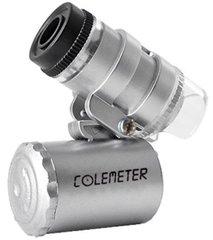 Colemeter mini jewelers loupe 60x magnification plus led light