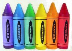 Crayon Soaps