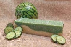 Cucumelon Natural Soap