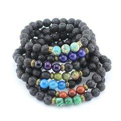 Lava essential oil bracelet