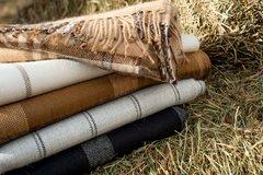 WoodsEdge Alpaca Blanket