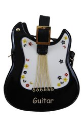 Guitar Shaped Handbag/Rucksack
