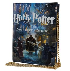 Novelty Harry potter book shaped purse