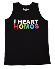 I Heart Homos Tank Top