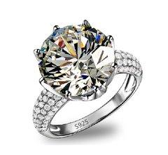 Corona Sterling Ring