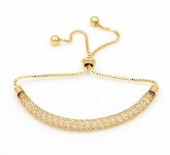 Mesh Adjustable Bracelet