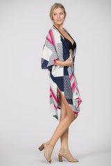 Chonte' Chevron Kimono