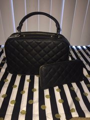 Haley Quilted Bag