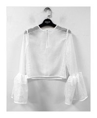 Hailey Bell Sleeve Top