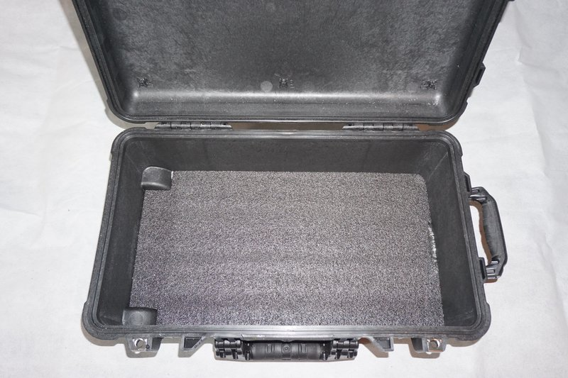 pelican 1510 case kaizen foam inserts kaizen foam inserts for