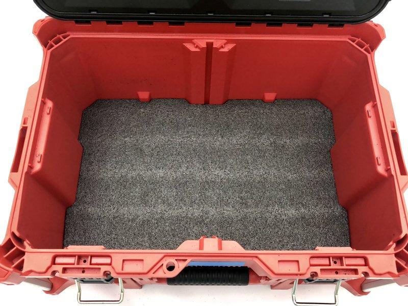 114e456e68a Milwaukee PACKOUT™ Large Tool box 48-22-8425 - Kaizen Foam Insert ...