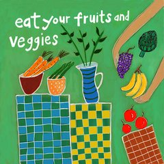 Eat Your Fruits and Veggies