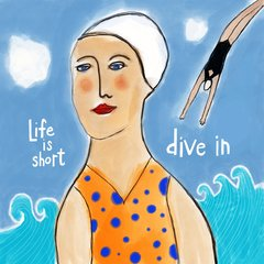 Life is Short / Dive in