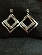 Earrings Gold and Silver