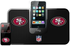 NFL - 49ers- Portable iDock Stereo