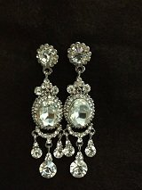 Chandelier Earrings For A Stylish Evening