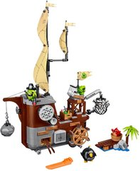 Angry Birds Piggy Pirate Ship 75825