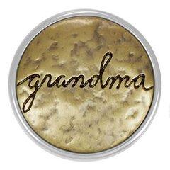 Ginger Snap Grandma Script Snap