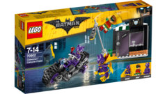 Catwoman Catcycle Chase 70902