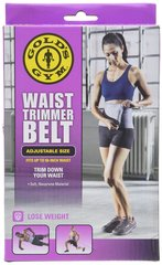 Gold's Gym Waist Trimmer Belt