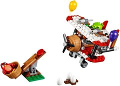 Angry Birds Piggy Plane Attack 75822
