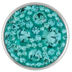 Ginger Snaps Blue Zircon Multi Stone Sugar Snap