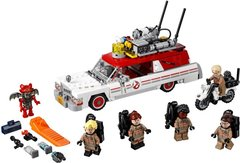 Ghostbusters Ecto-1 & 2 75828