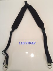 110-STRAP -  PADDED SHOULDER FOR 110 SCUBA BACKPACK