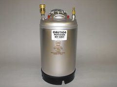 107-BG -3gallon can with industrial connections