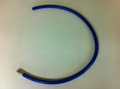 "407C -3FT air hose with 1/4"" flare nut"