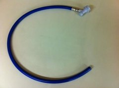 407BB -3.5FT air hose with beverage connection