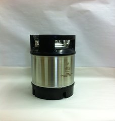 1071.7A -1.7gallon can with beverage connections