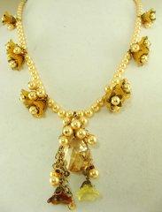 Swarovski Pearls and Crystal Fanatasy