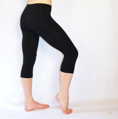 Bamboo Capri Tights (Also in RED Supplex)