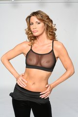 Fosse Bra (view multiple colors)