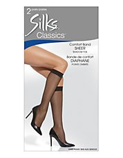 SILKS KNEE HIGH